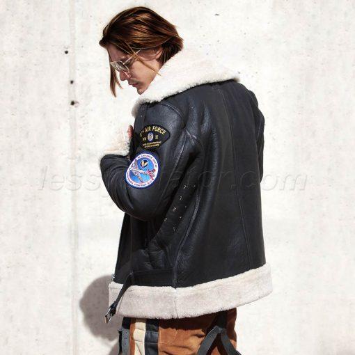 jacket-B3-bomber-lessy-aviator-Black+Crack-06