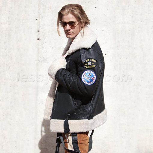jacket-B3-bomber-lessy-aviator-Black+Crack-07