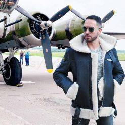 jacket-B3-bomber-lessy-aviator-Black+Crack-08
