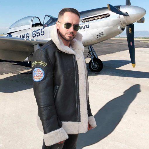 jacket-B3-bomber-lessy-aviator-Black+Crack-11