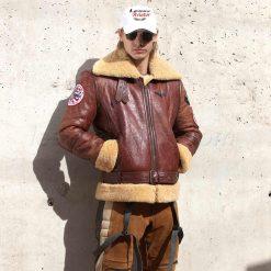 jacket-B3-bomber-lessy-aviator-brown-03