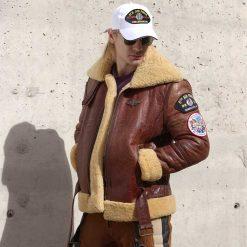 jacket-B3-bomber-lessy-aviator-brown-07