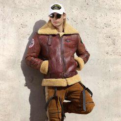 jacket-B3-bomber-lessy-aviator-brown-09